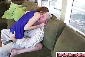 Incorrect grandpa is pounding his girlnson2-full-hi-2