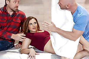 Unsympathetic Treatment Starring Natasha Nice and Johnny Sins