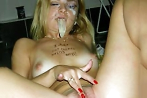 Mad Crazy Girl Watching Her Best Friend Get Fucked