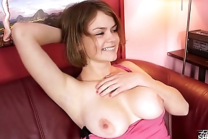 Busty sexual tornado show to fake vehicle how to fuck