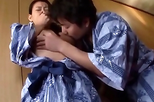 Japanese Milf And Son First Time